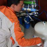 Thay lõi lọc nước Nano Geyser Chính hãng  – Giá rẻ tại Hà Nội