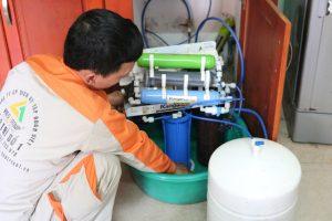 Sửa chữa máy lọc nước ở đâu tốt nhất Hà Nội hiện nay?