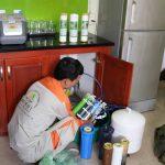 Thay lõi lọc nước kangaroo tại nhà?