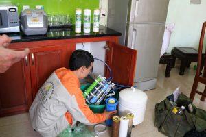 Cách sửa máy lọc nước khắc phục 06 lỗi cơ bản
