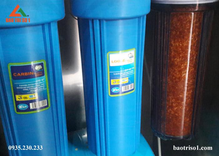 Sửa máy lọc nước tại Thanh Trì đơn giản tiện lợi