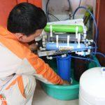 Sửa máy lọc nước kêu tạch tạch nhanh gọn, hiệu quả