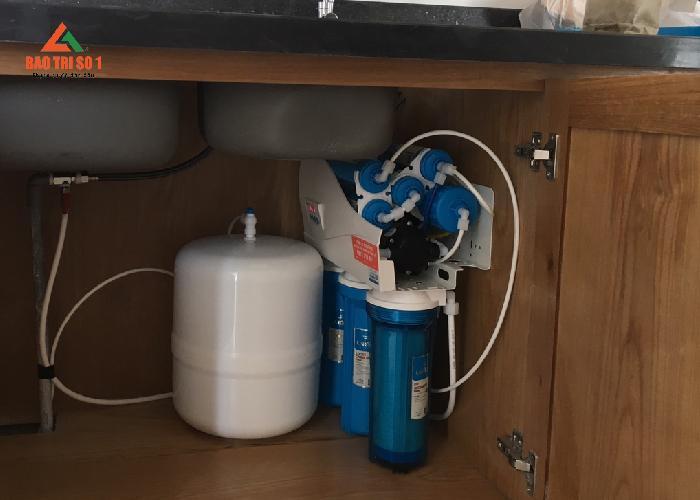 Bảo trì máy lọc nước nhanh chóng giá rẻ