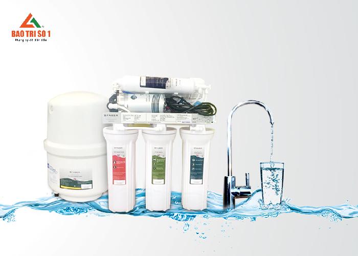 bảo trì máy lọc nước của chúng tôi là dịch vụ mang lại cho khách hàng dịch vụ chất lượng nhất