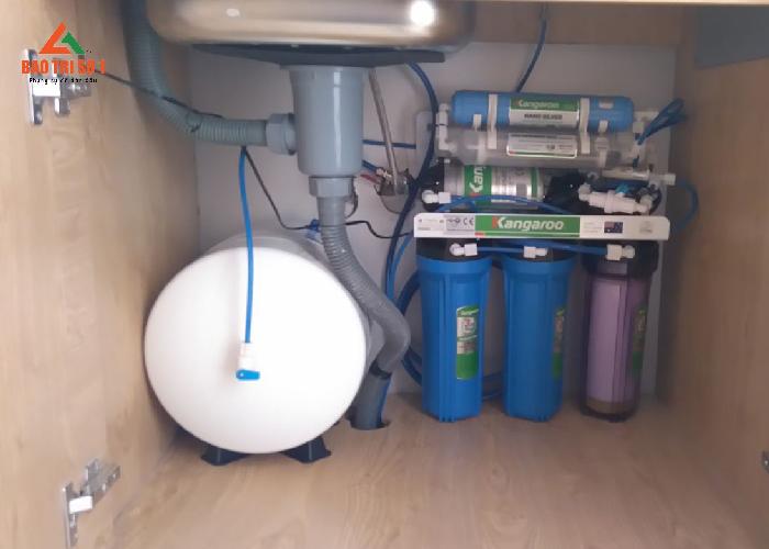 Sửa máy lọc nước quận cầu giấy uy tín