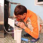 Thay lõi lọc nước Nano của Nga | Uy tín – Lõi chính hãng 100%